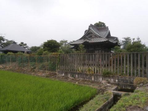 宇津薬師堂