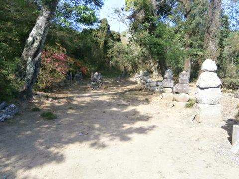 宇都宮家墓所