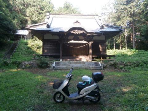 八幡神社本殿