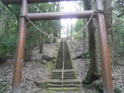 綱神社大倉神社鳥居