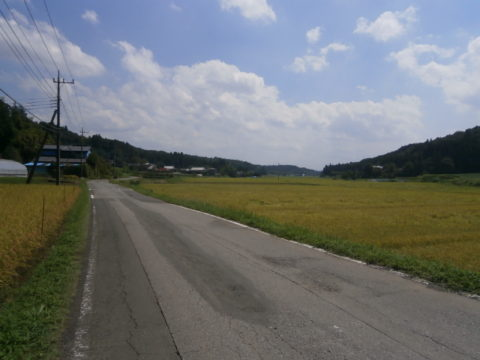 那須烏山市の田園風景