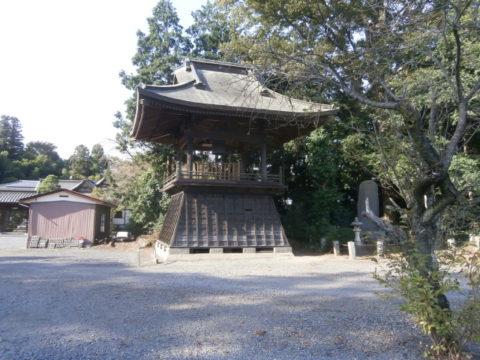 宗光寺鐘楼(鐘突き堂)
