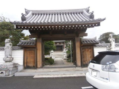 竜泉寺山門