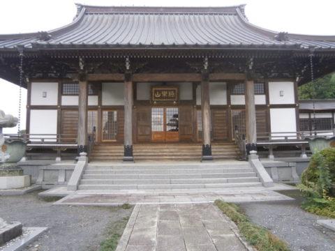 西念寺の本堂