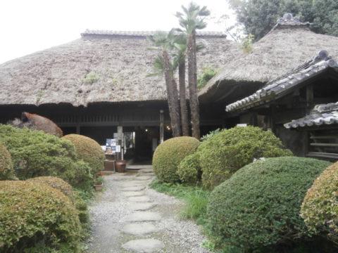 日下田邸(藍染工房)