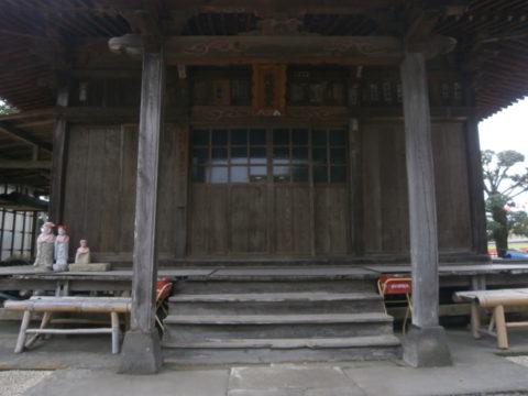 益子観音寺地蔵堂