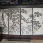 妙伝寺襖右側表