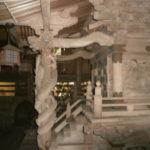 河井八幡神社本殿2