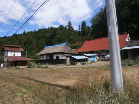 茂木町里山と農家
