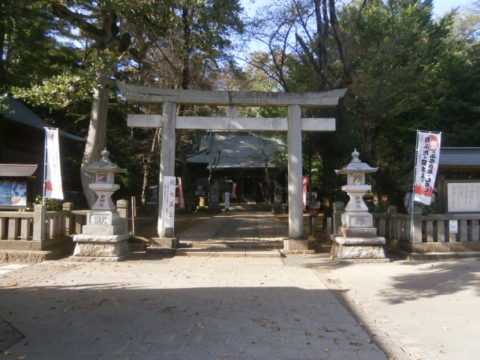 野木神社鳥居