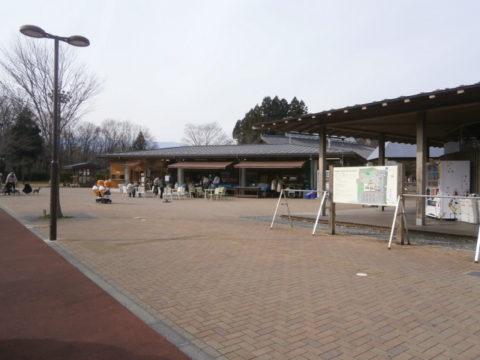 道の駅那須高原友愛の森2