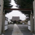 佐野市妙顕寺