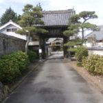 長蓮寺山門