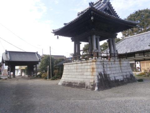 長蓮寺鐘楼