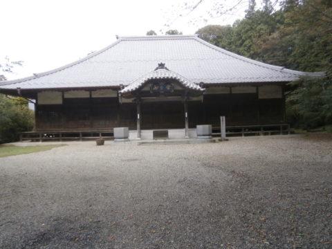 無量寿寺本堂