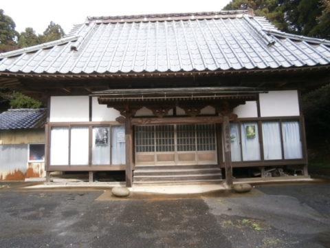 天台宗西福寺本堂