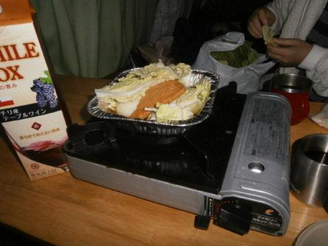 11月12日の夕食