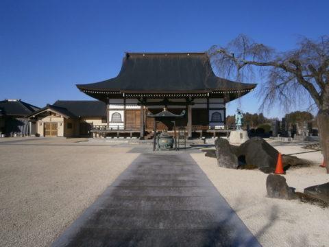 芳賀町高宗時本堂