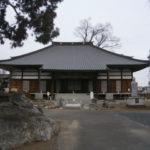 上三川町普門寺本堂