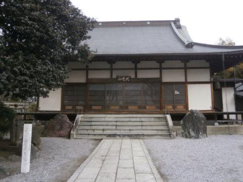 上三川善應寺本堂