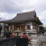 高根沢町法光山妙光寺本堂