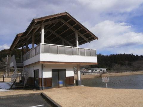 高根沢町元気あっぷむら親水公園展望施設