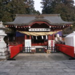 バイク神社の安住神社本殿