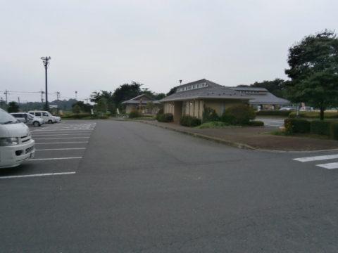 道の駅赤城の恵駐車場