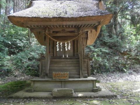国重要文化財大倉神社