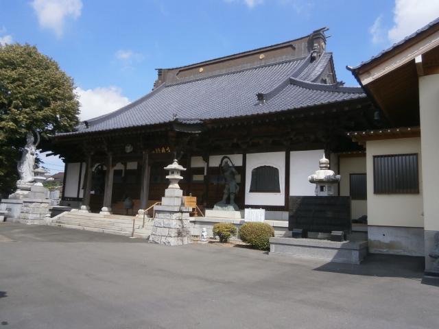 定林寺本堂