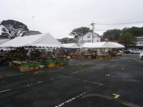 秋の益子焼陶器市2016共販センターテント