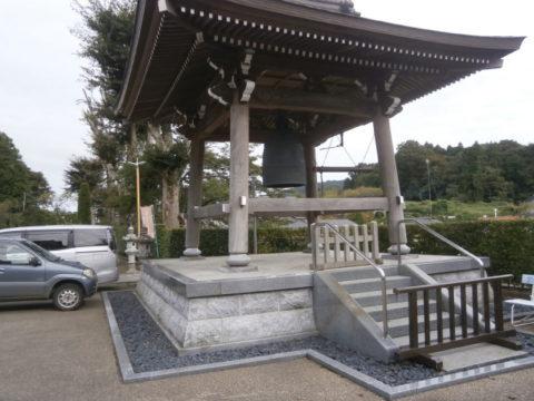 観音寺鐘突き