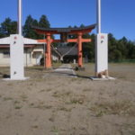 茂木町天満宮(北古屋城)