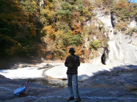 沼田市吹割の滝1