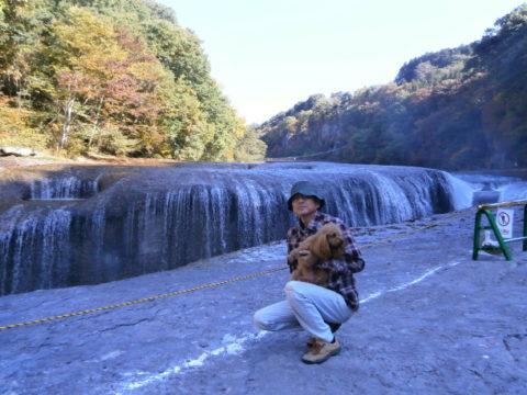 沼田市吹割の滝2