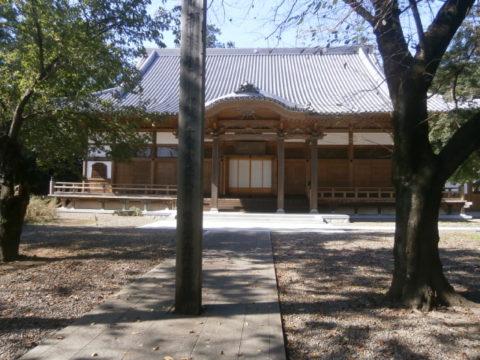 天翁院本堂