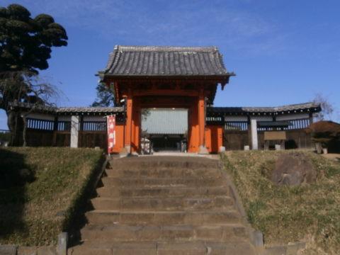 正定寺赤門
