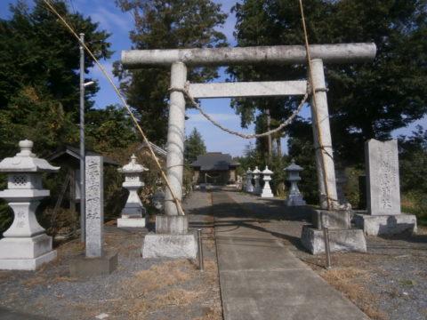 真岡鹿島神社