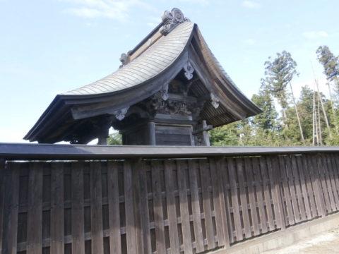 真岡鹿島神社本殿