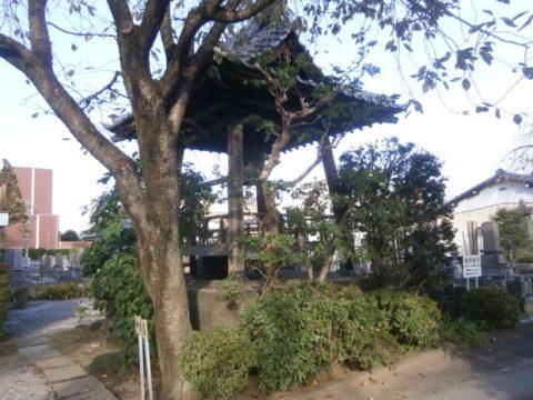 妙建寺鐘楼