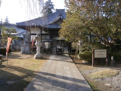 妙建寺本堂