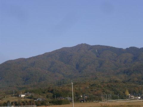 桜川市真壁の紅葉