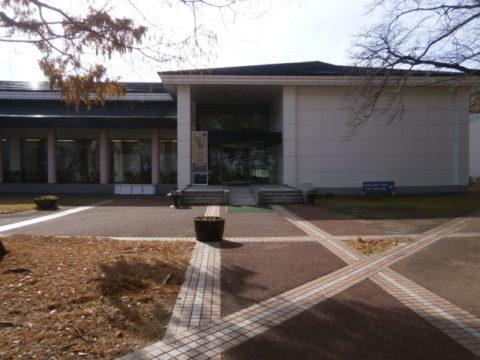 さくら市ミュージアム荒井寛方記念館