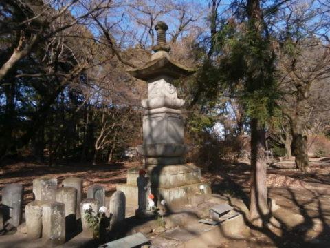 鹿沼城太夫殿石碑