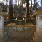 壬生義雄公の墓