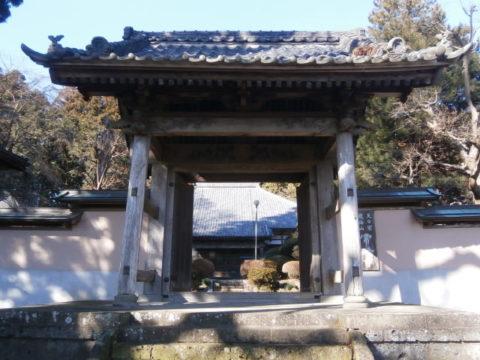 常珍寺山門