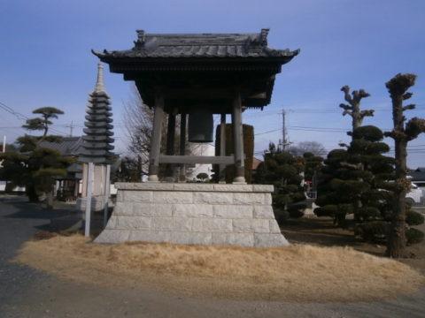 見性寺鐘楼