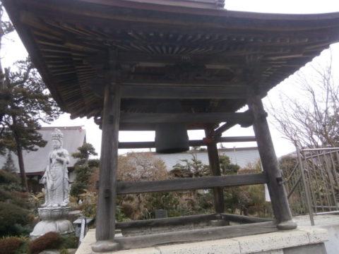 上三川長泉寺鐘楼