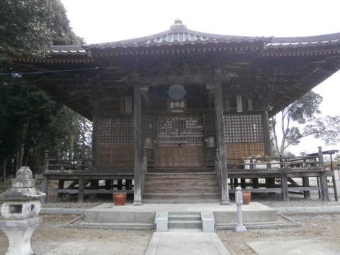 上三川町満願寺薬師堂