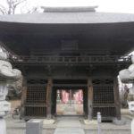 上三川町満願寺楼門